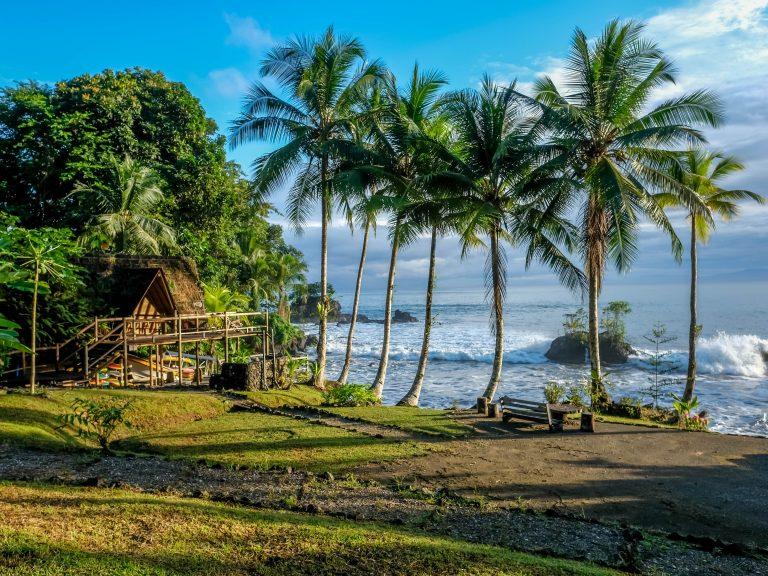 Colombia coast