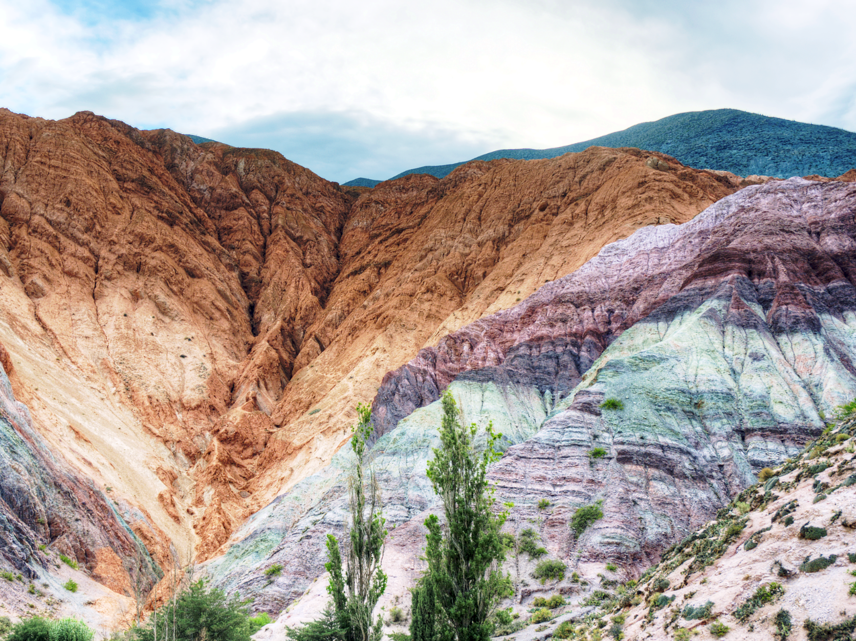 Hill of Seven Colours, Jujuy