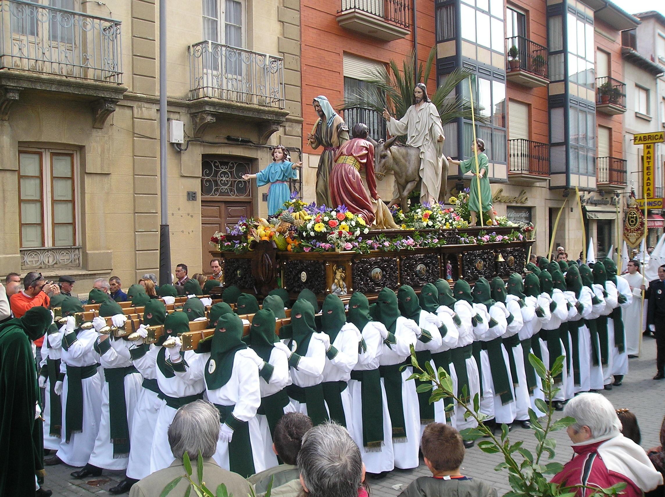 Semana Santa in Colombia