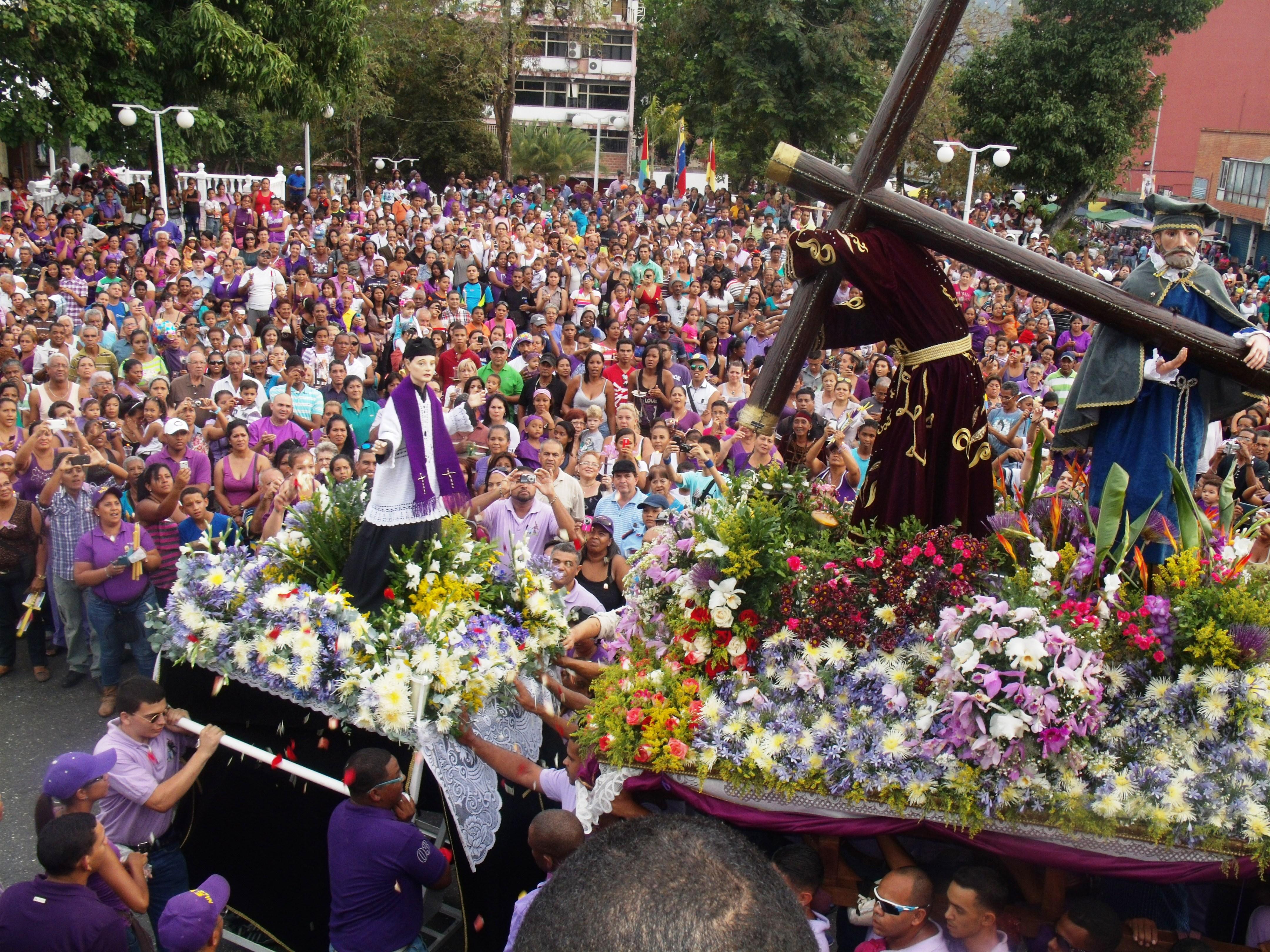 Semana Santa in Venezuela