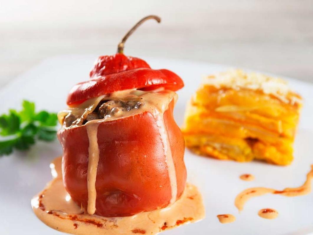 Arequipa food - Rocoto Relleno
