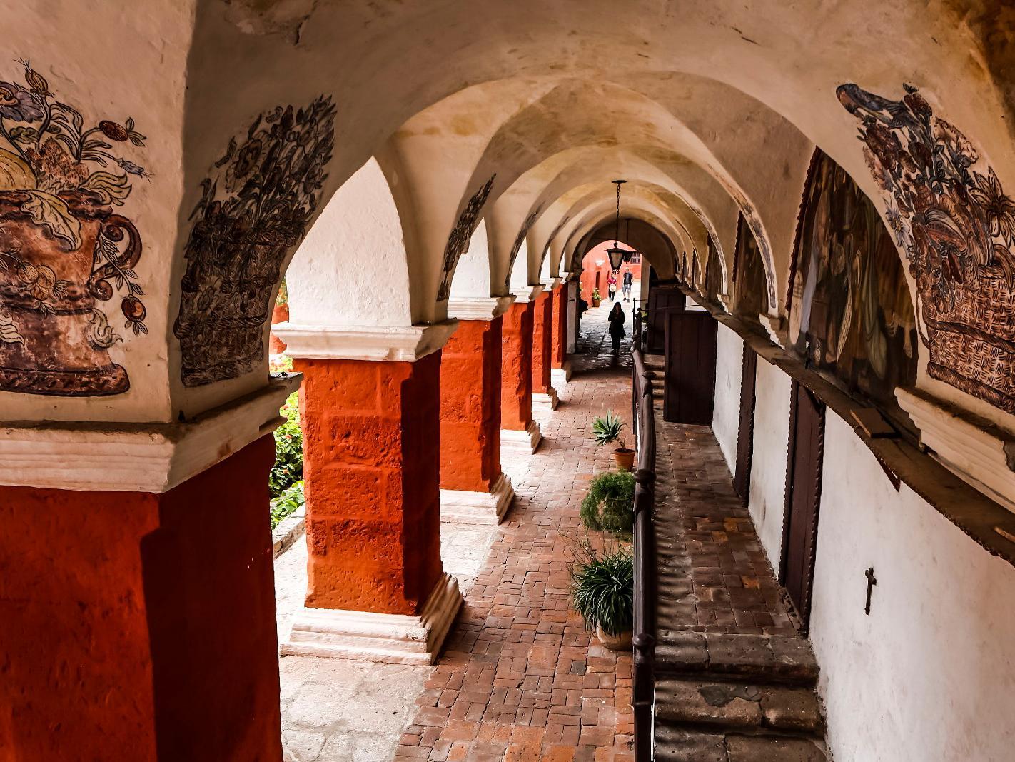 Arequipa monastery