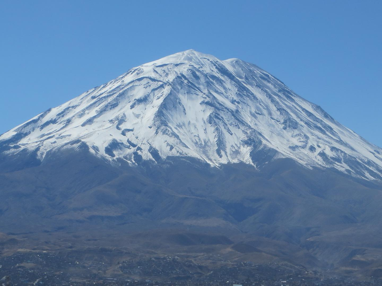 Arequipa volcano