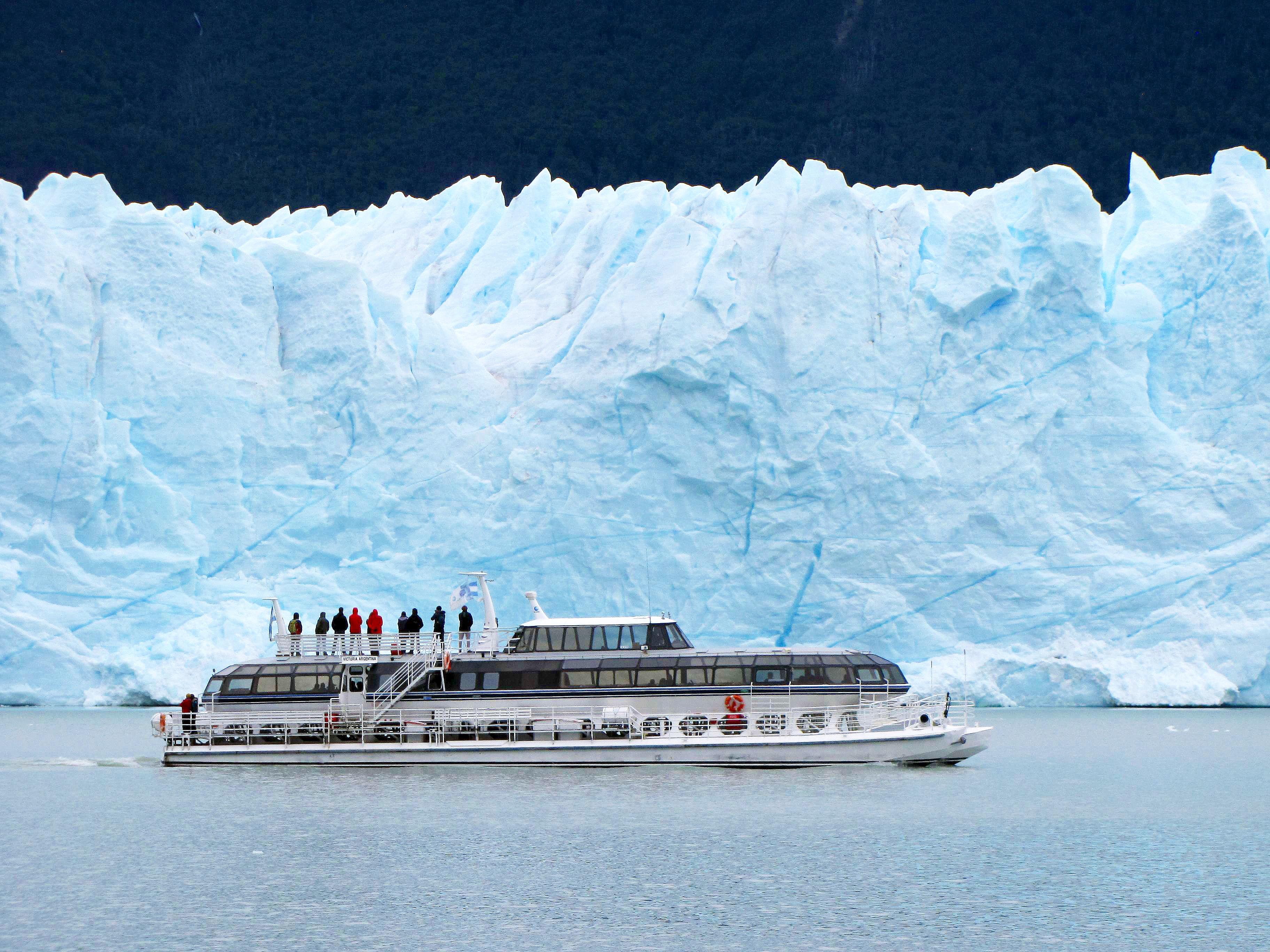 Los Glaciares Cruise in Argentina