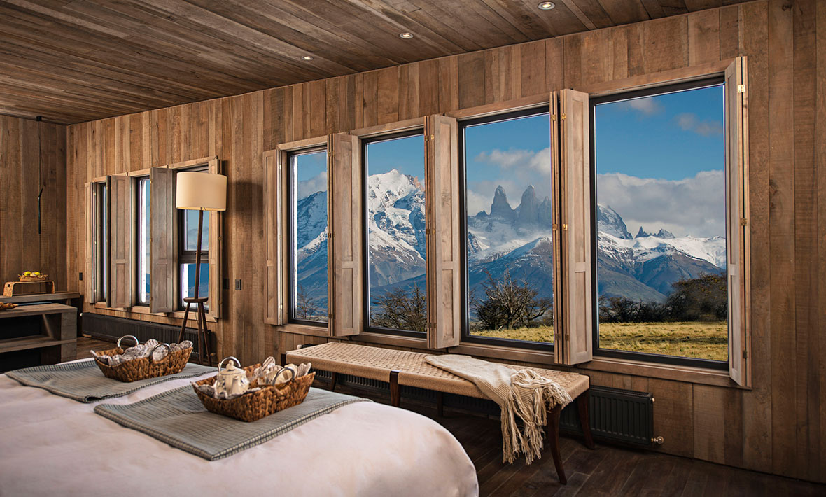 Awasi Patagonia, Luxury Hotels in Chile