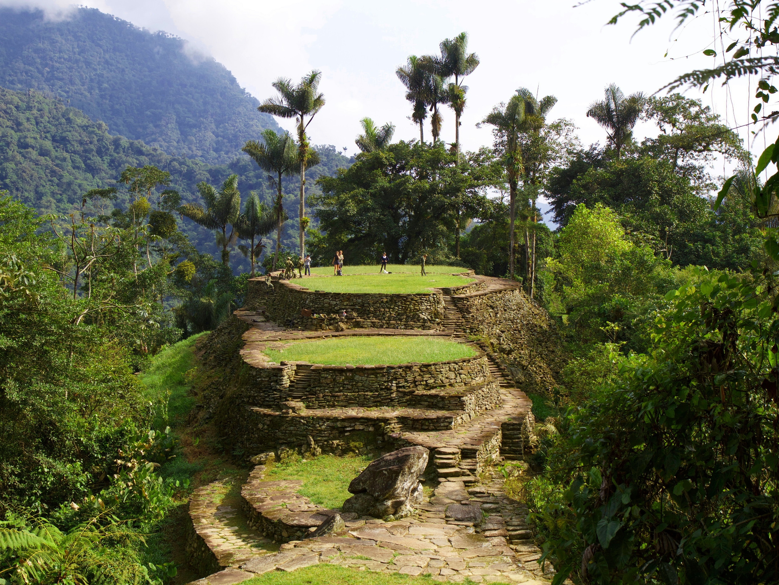 La Ciudad Perdida | Top Ancient Sites in Colombia