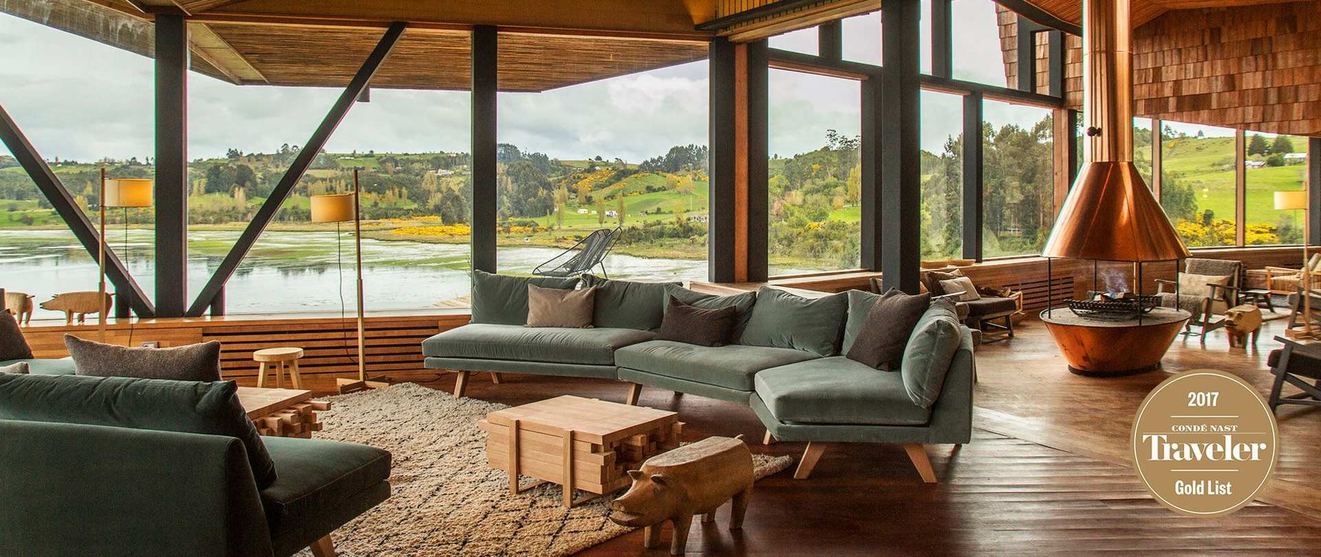 Tierra Chiloe Hotel and Spa, Luxury Hotels in Chile