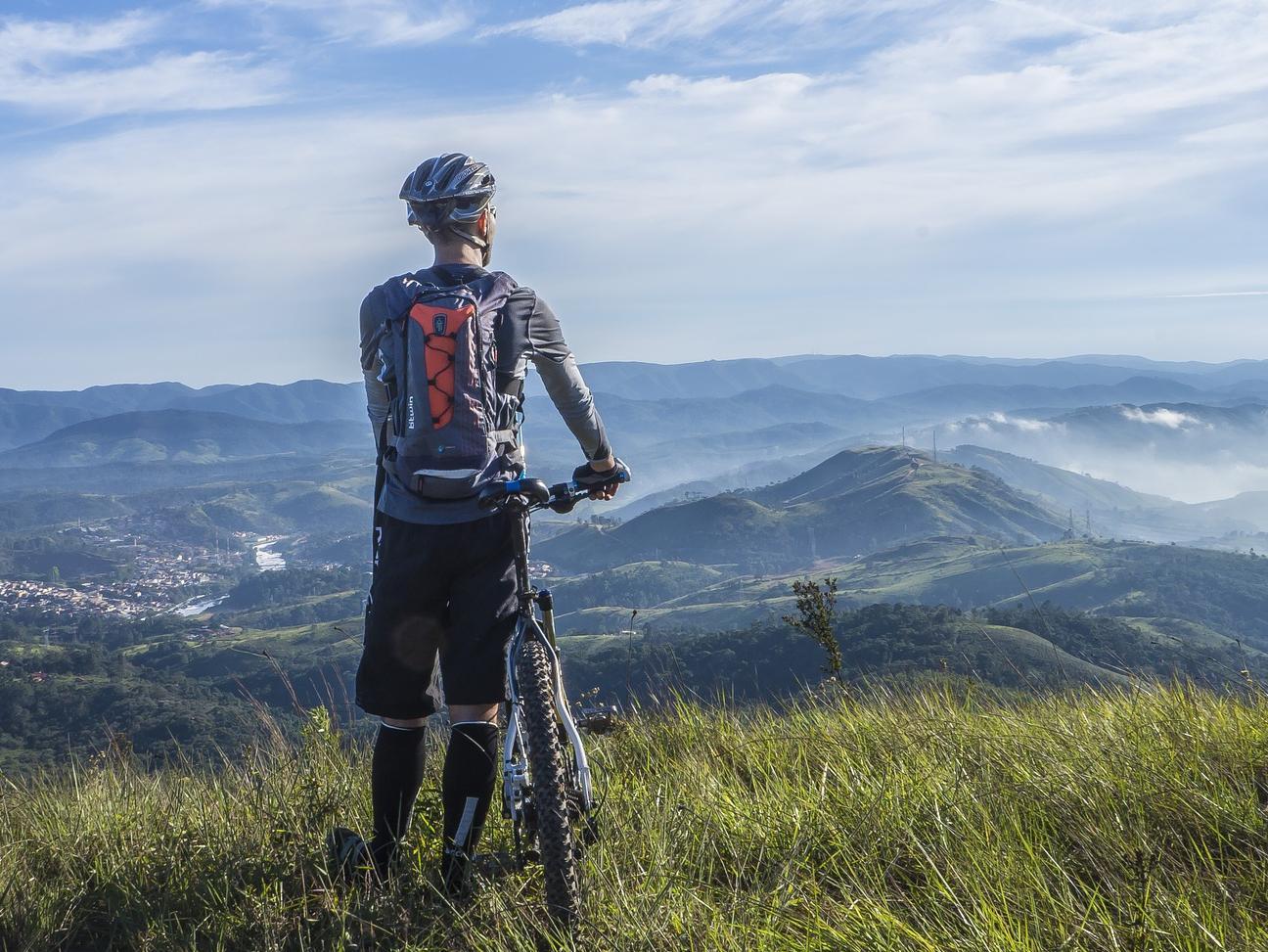 Mountain biking, Ecuador mainland adventures