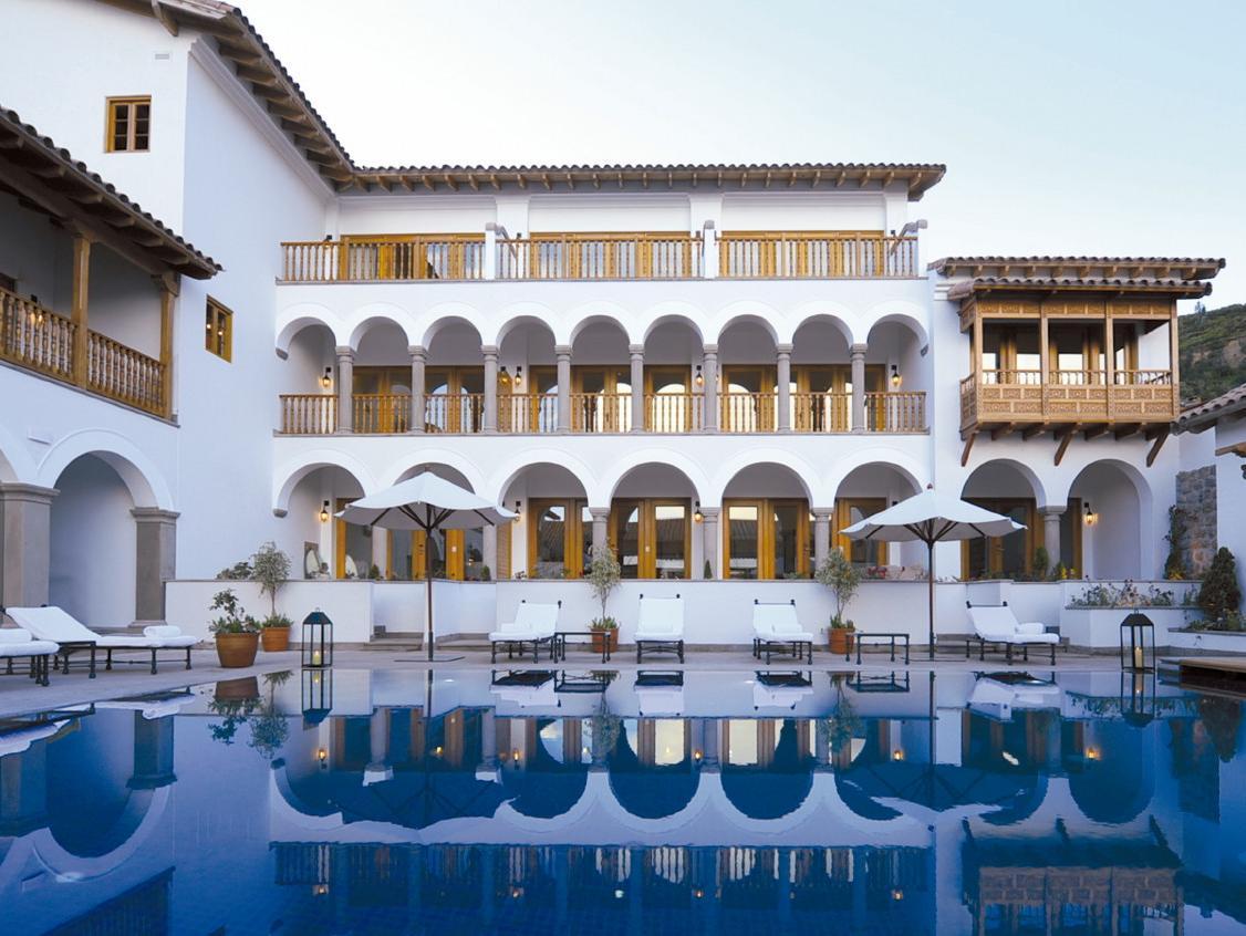 Belmond Palacio Nazarenas, Best Luxury Hotels in Cusco