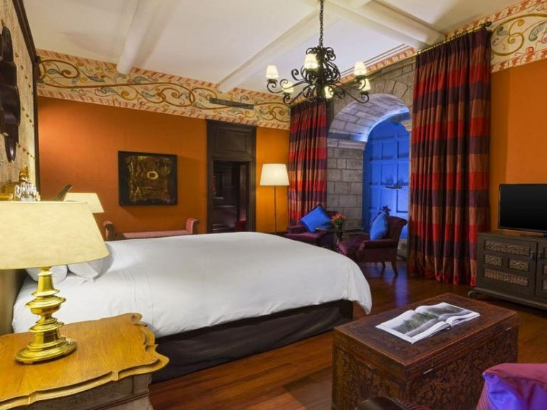 Palacio del Inka, Best Luxury Hotels in Chile