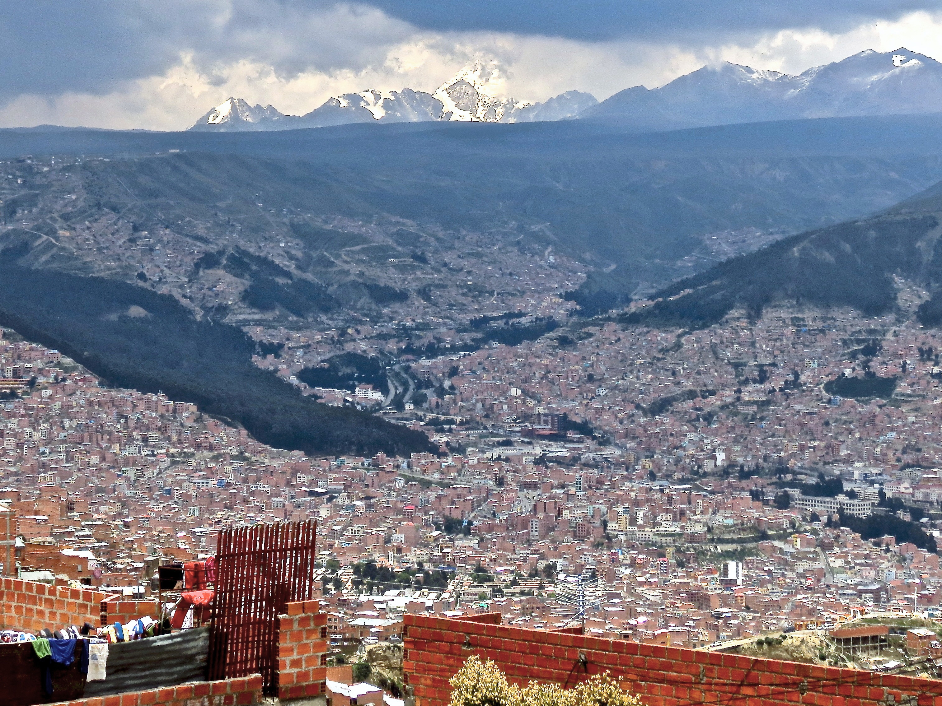 View of La Paz - Top Things to Do in La Paz