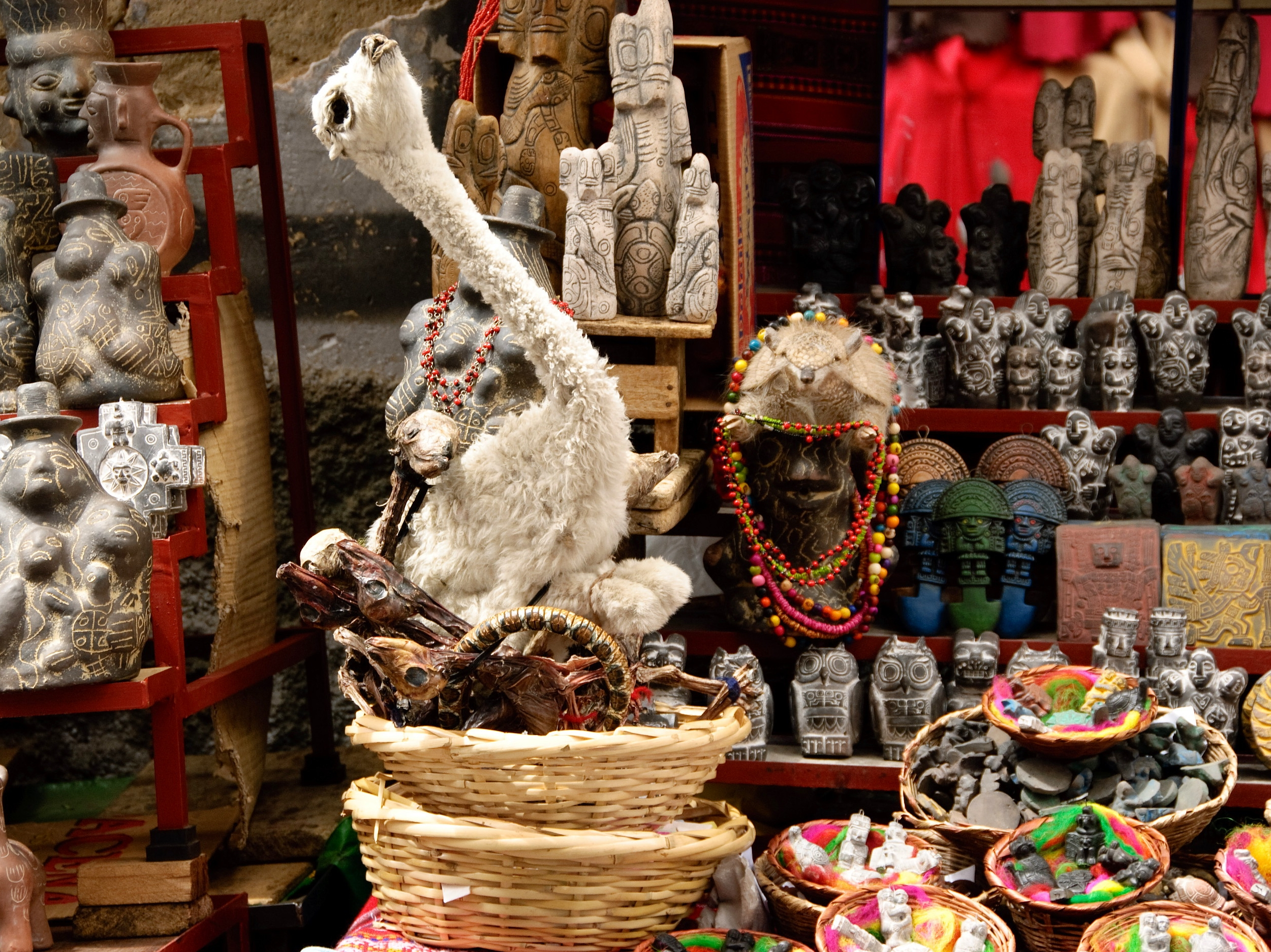 Witches Market - Top Things to Do in La Paz