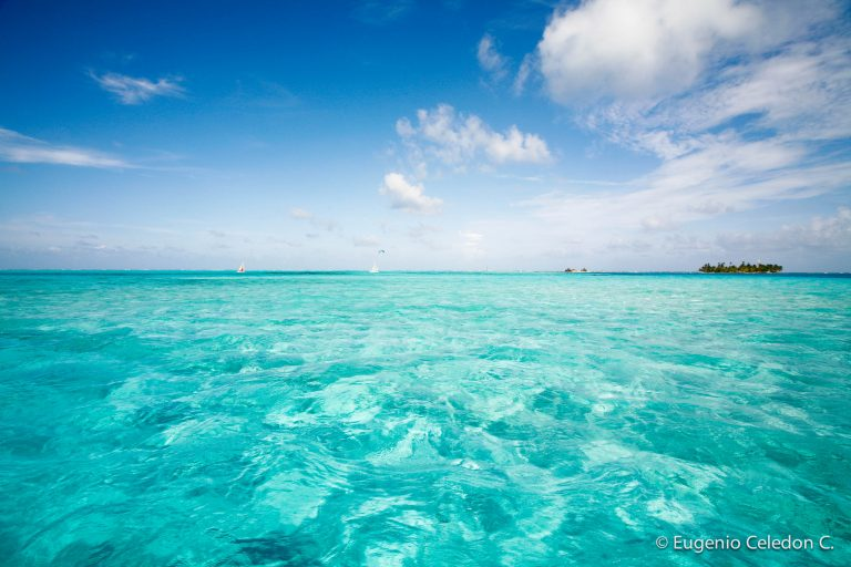 San Andres, Beaches of South America