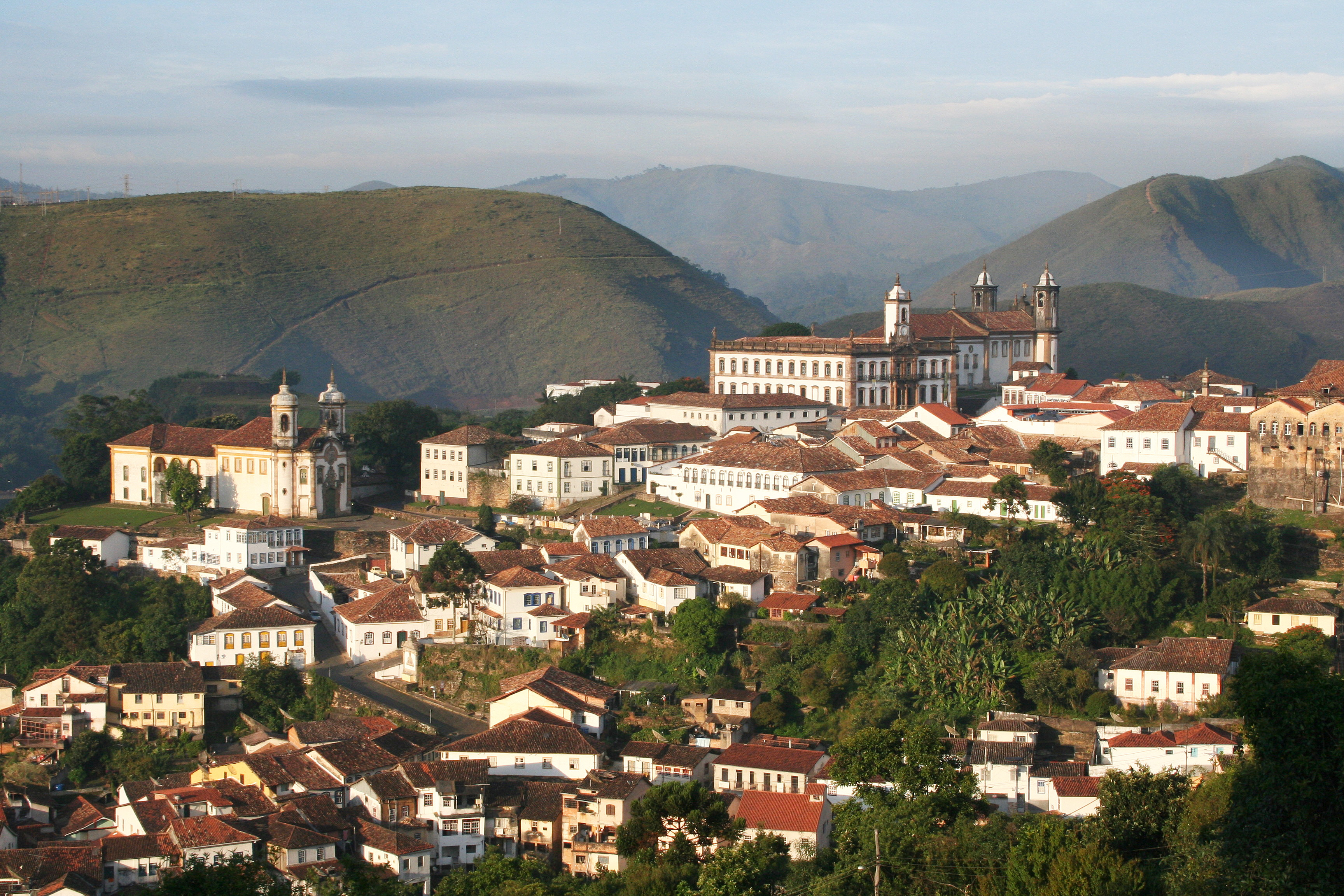 Ouro Preto - Colonial Towns in South America