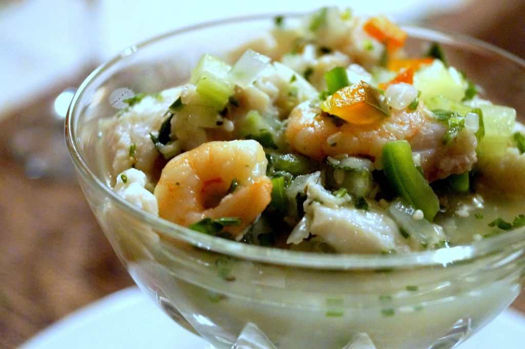 Ceviche | Discover Your South America Blog