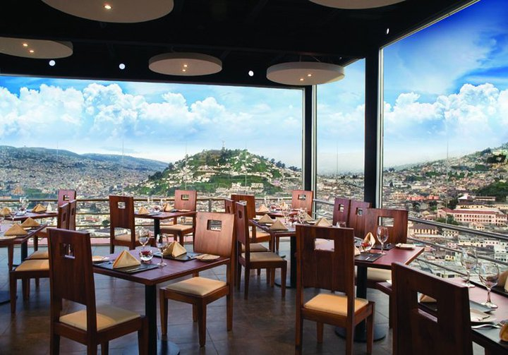 El Ventanal, Quito, a Foodie's Guide to Ecuador