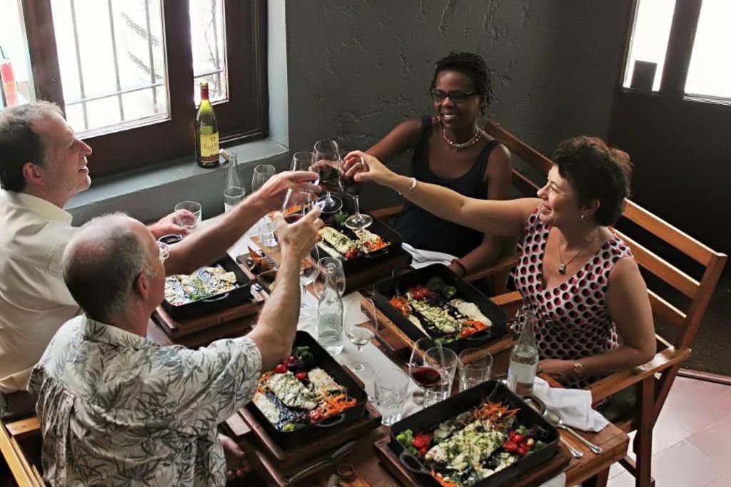 Montevideo Wine tasting in Uruguay