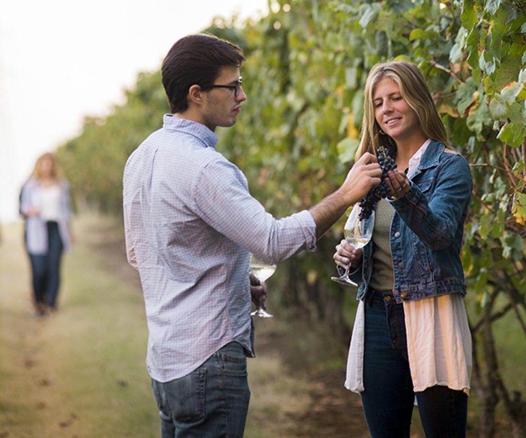 Varela Zarranz - Wine tasting in Uruguay