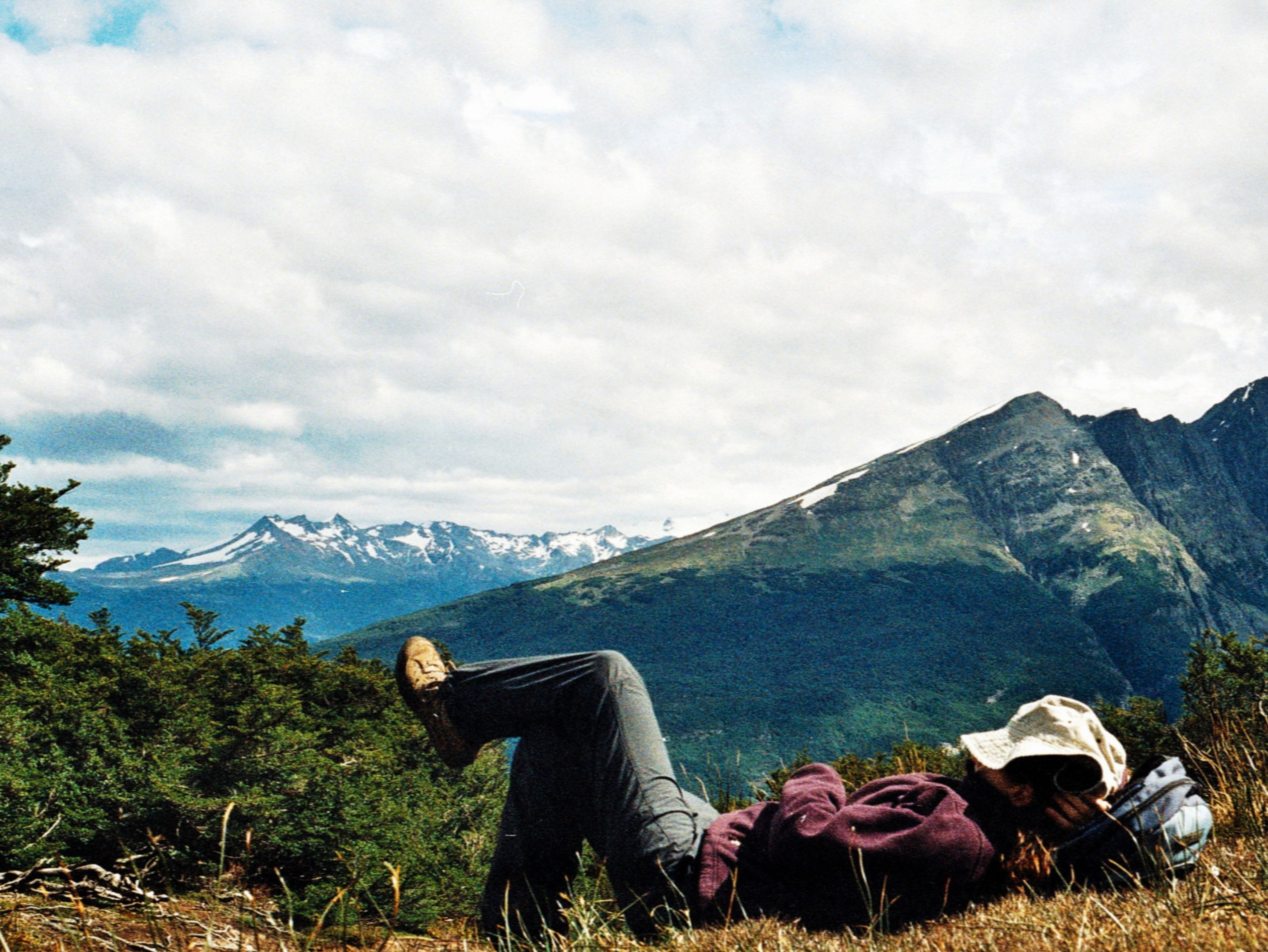 Patagonia chilling | Patagonia packing list