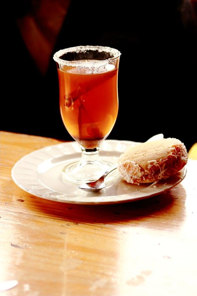 Canelazo | Christmas Food in South America
