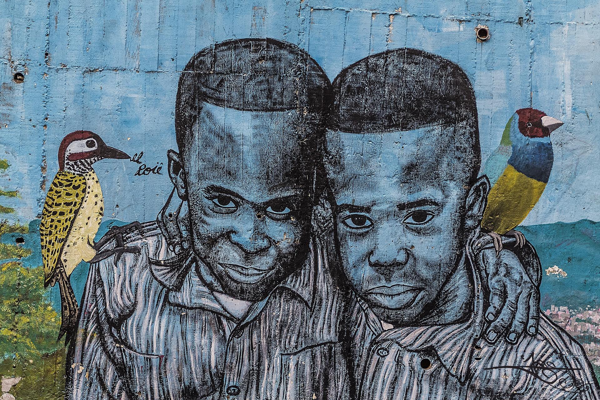 Street art, Medellin City Guide