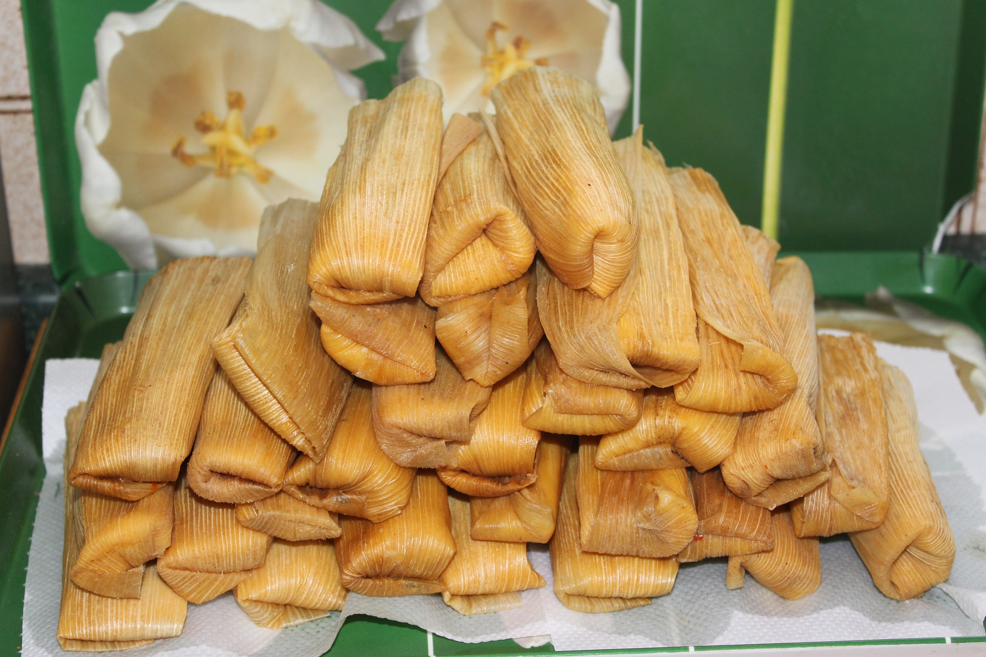 Tamales | Christmas Food in South America
