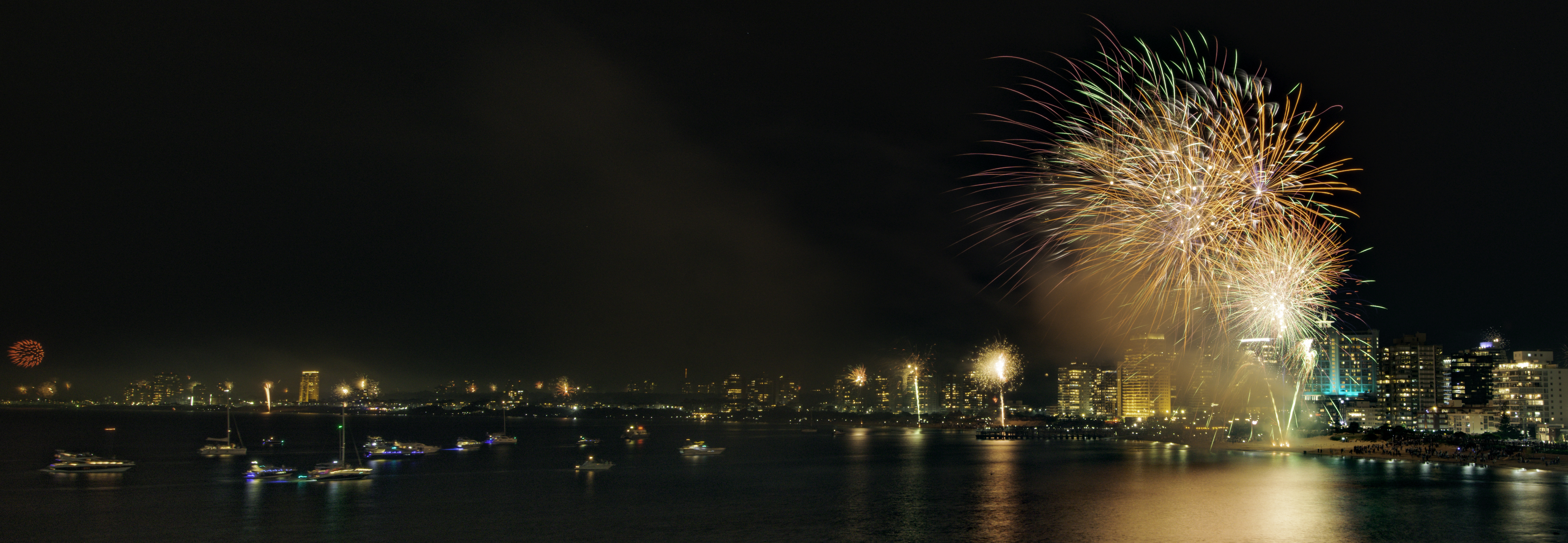 New Year's Eve in Punta del Este | New Year's Eve in South America