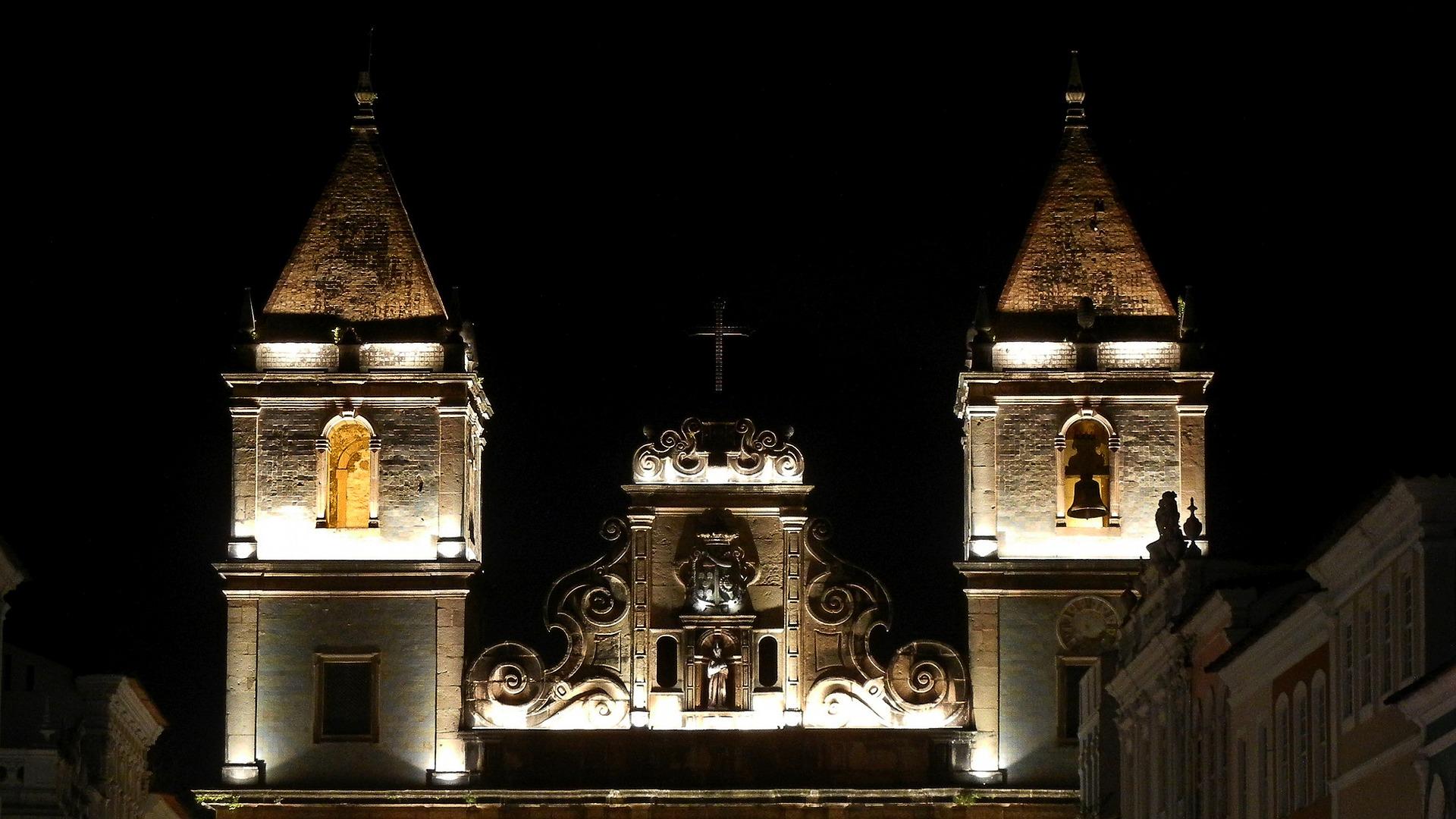 Church | Architecture in Salvador da Bahia