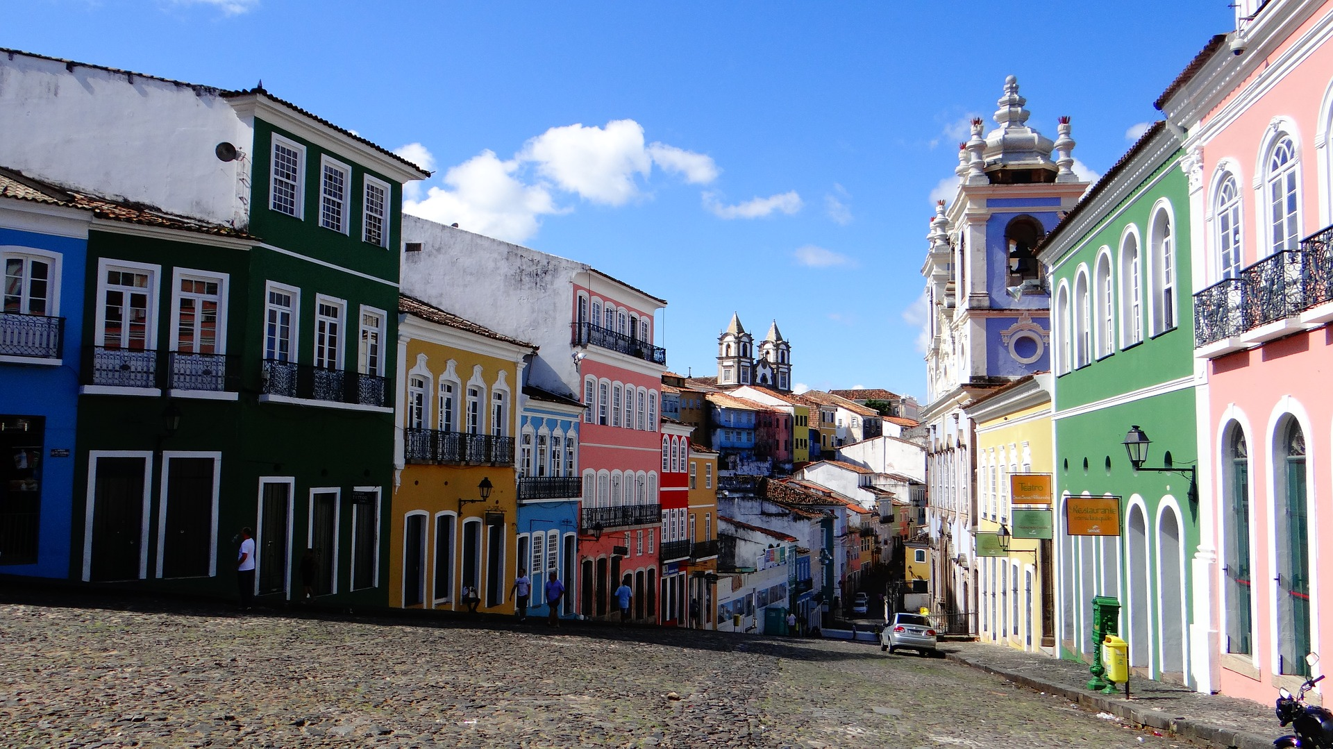 Pelourinho | Architecture in Salvador da Bahia