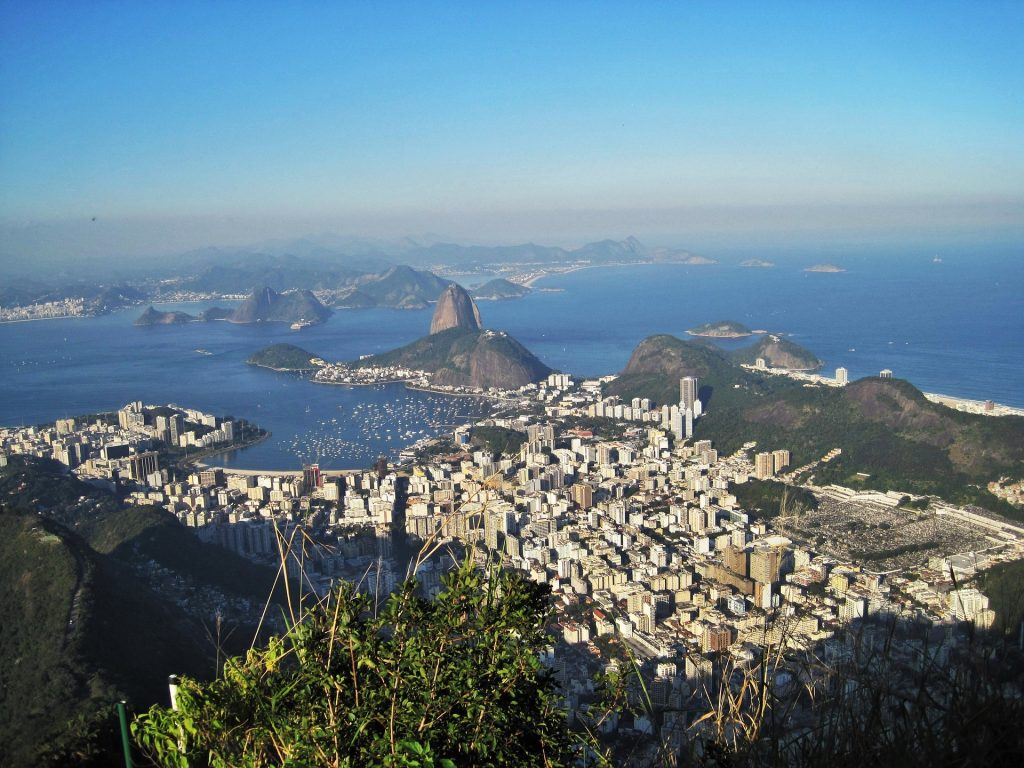 Guanabara Bay in Rio | Discover Your South America Blog