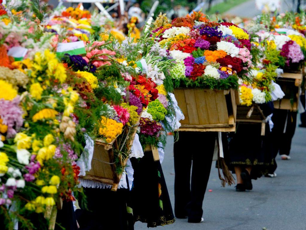 Medellín's Flower Festival   Discover Your South America Blog