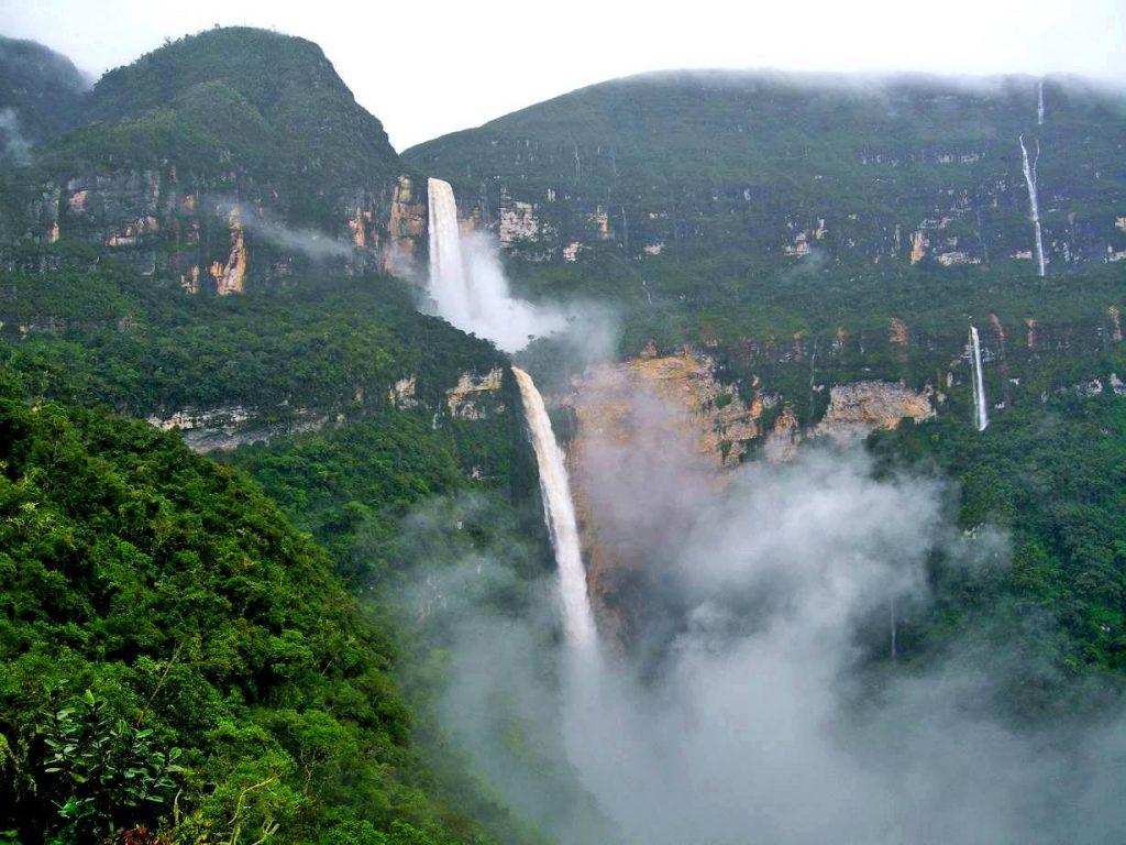 Gocta Falls - Peru | Discover Your South America Blog
