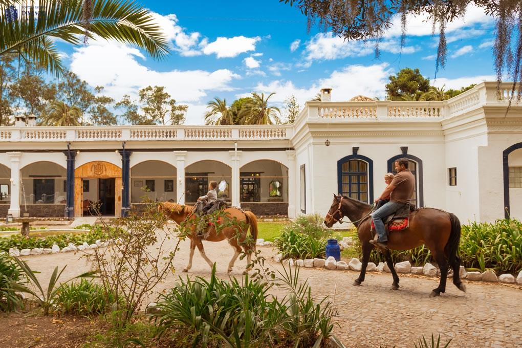 Hacienda Pinsaqui, Otavalo | Discover Your South America Blog