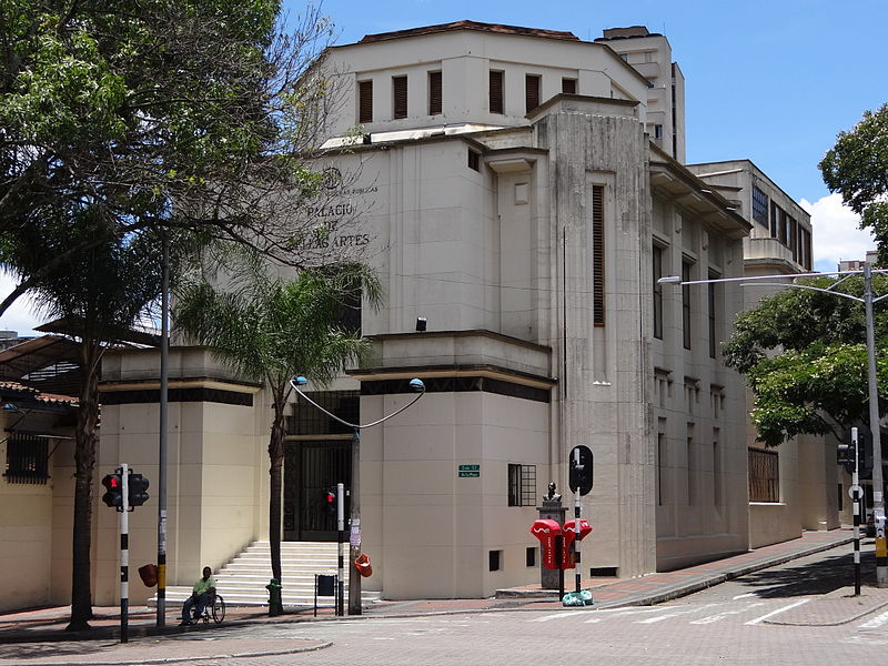 Palacio de Bellas Artes, Medellin | Discover Your South America Blog