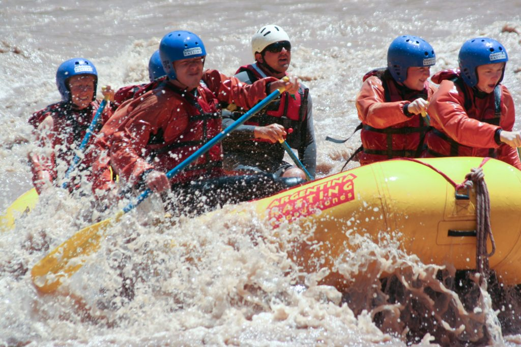 White water rafting | Discover Your South America Blog