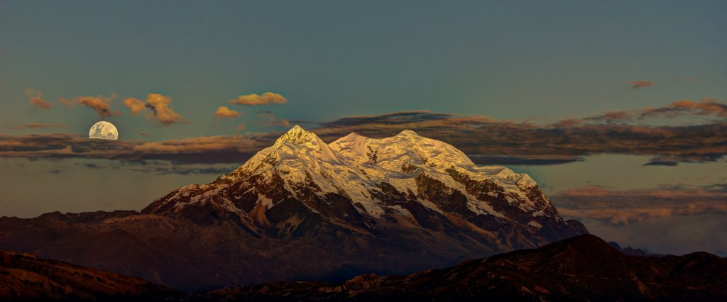 Illimani, Bolivia | Discover Your South America Blog