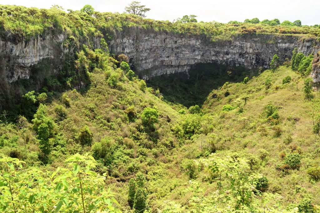 Los Gemelos Craters | Discover Your South America Blog
