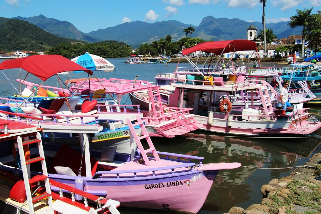 Paraty boats | Discover Your South America Blog