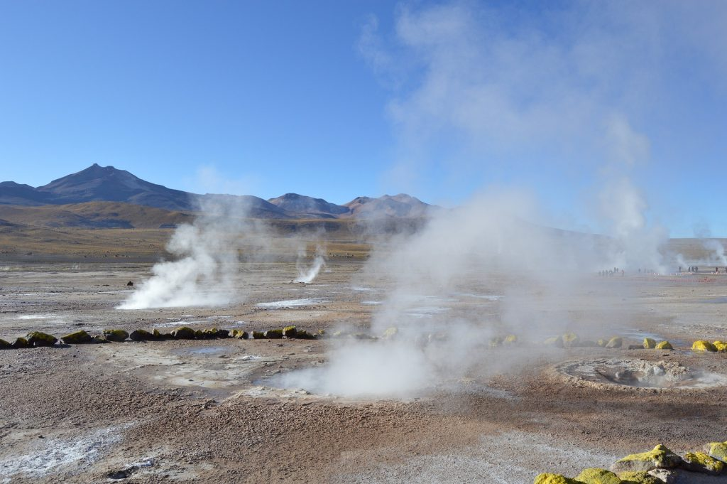 Atacama Desert geysers | Discover Your South America Blog
