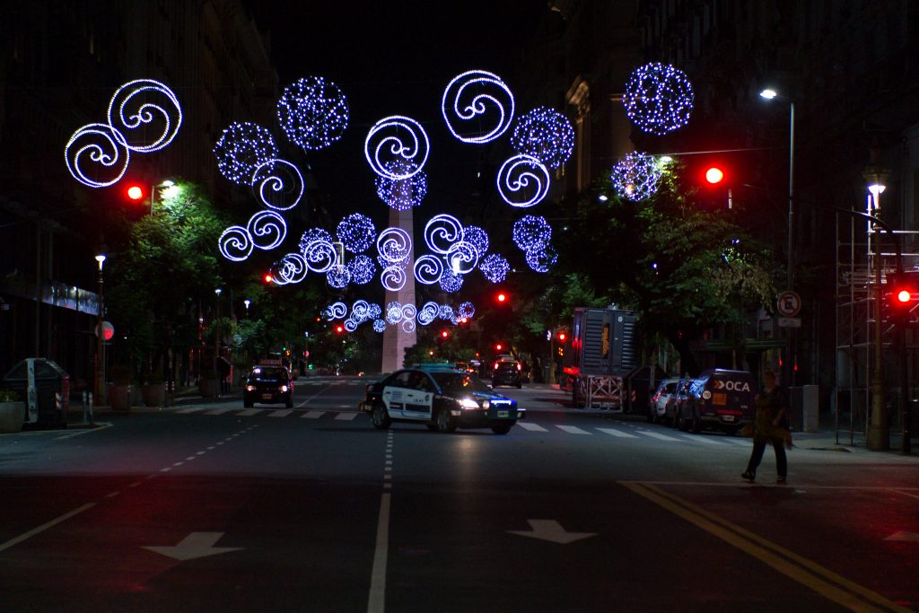 Buenos Aires Christmas