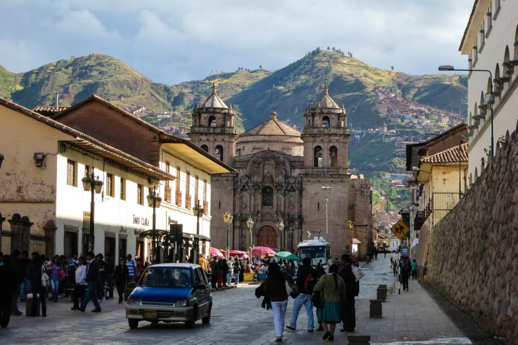 Cusco street | Discover Your South America Blog