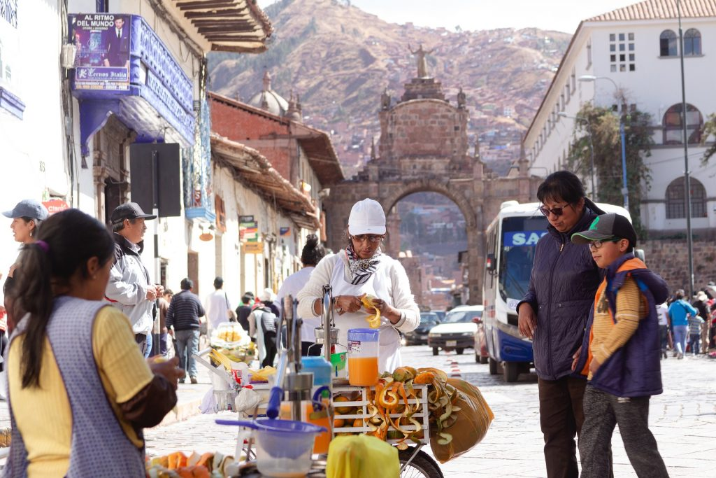 Cusco street food | Discover Your South America Blog