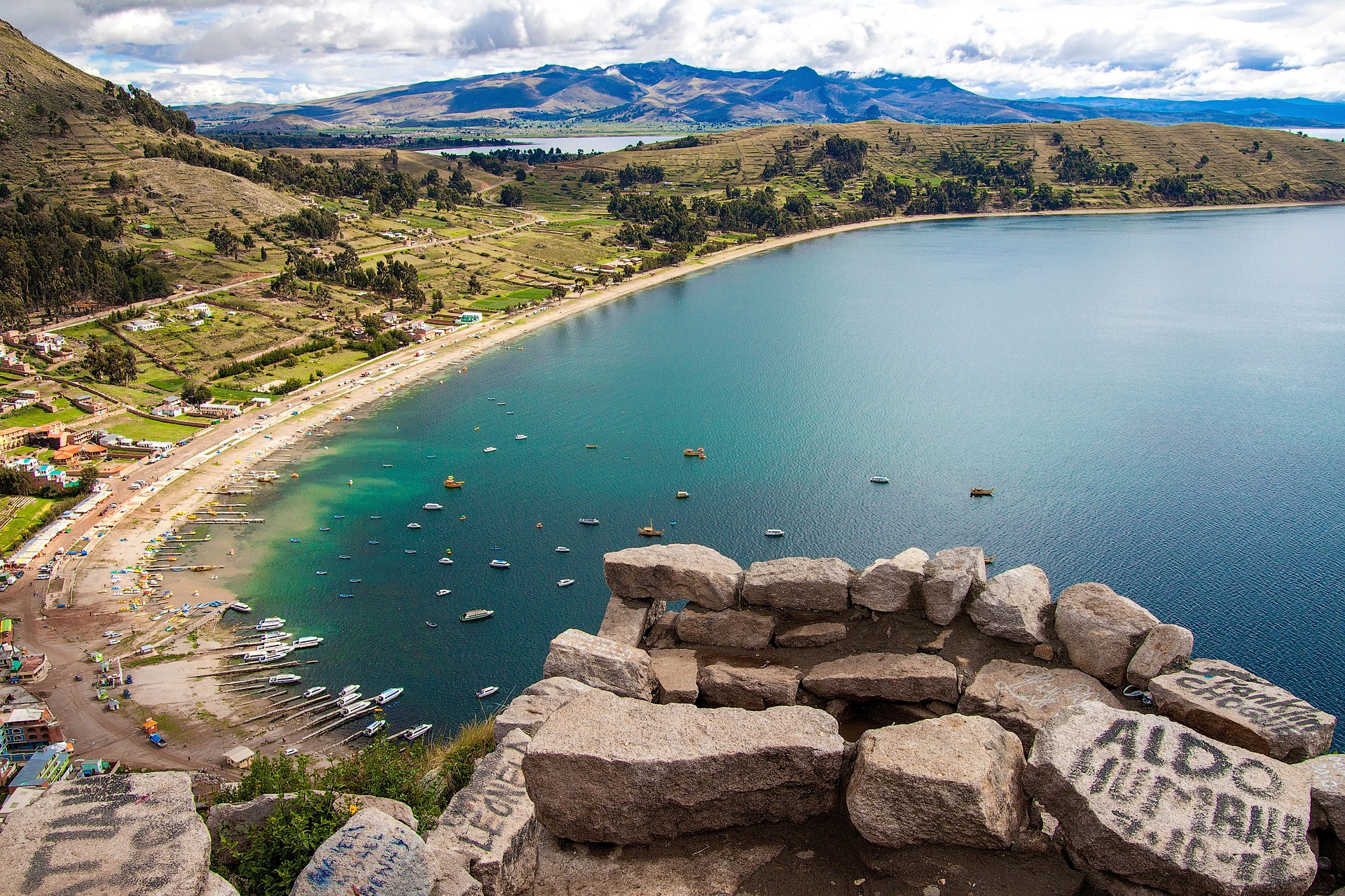 Copacabana, Lake Titicaca | Discover Your South America Blog