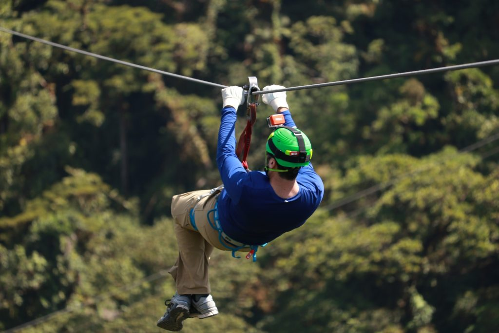 Zip lining in South America | Discover Your South America Blog